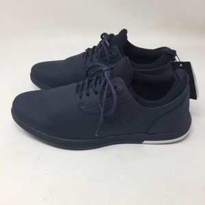 NWT Zara men's Oxford shoes blue